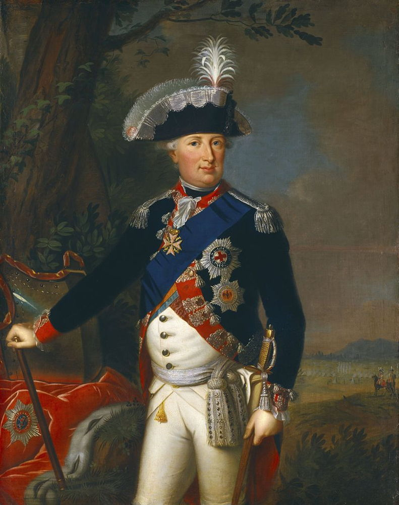 Landgraf Wilhelm IX., der spätere Kurfürst Wilhelm I. von Hessen Kassel, seit 1764 Regent der Grafschaft Hanau, übernahm 1785 die Regierung über die gesamte Landgrafschaft Hessen Kassel