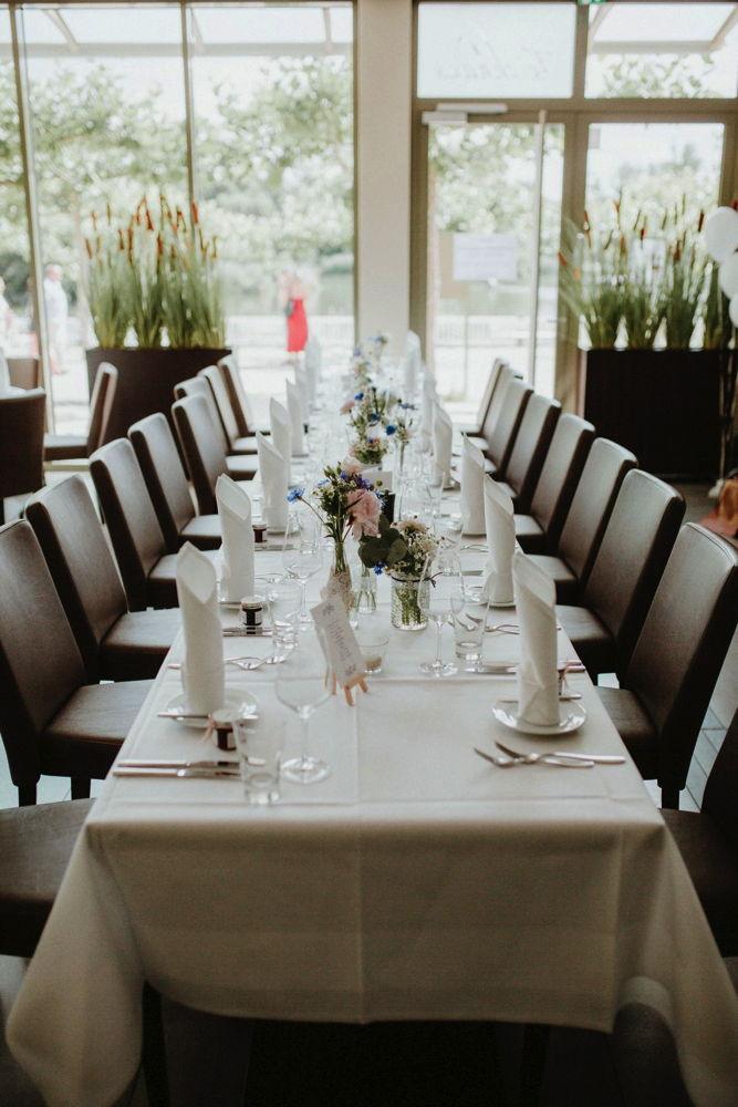 Teichhaus restaurant Bad Nauheim Reservierung